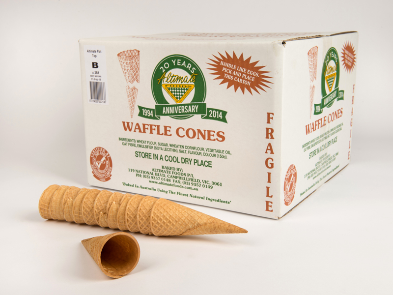 Cones & Wafers